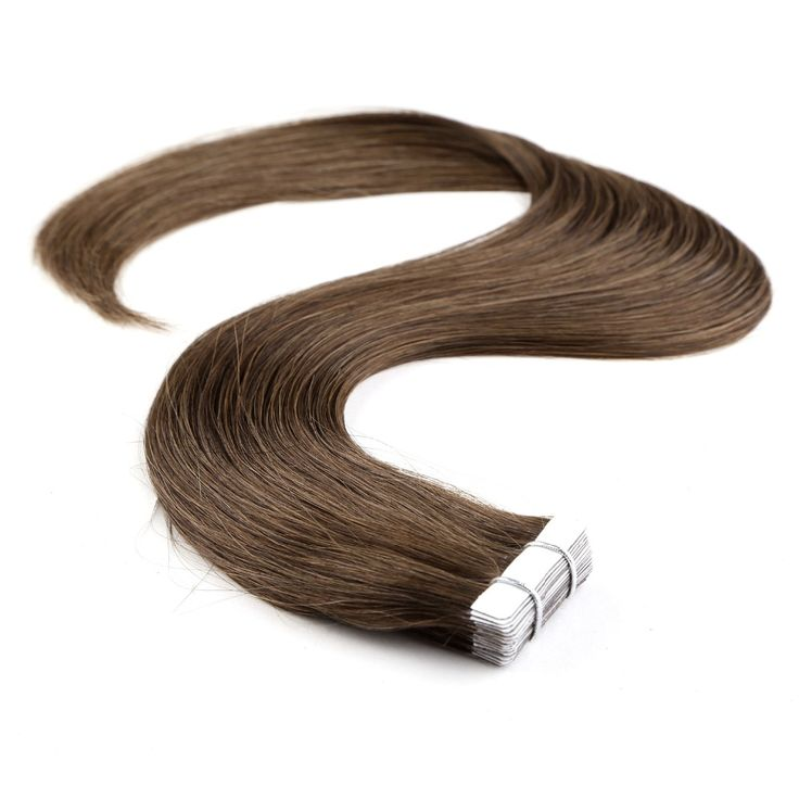 ==> [Free Shipping] Buy Best Neitsi Tape In Human Hair Extensions 100% Raw Indian Virgin Remy Skin Weft Tape Hair Straight Piece 16 18 20 22 8# Soft Hair Online with LOWEST Price | 32700252768