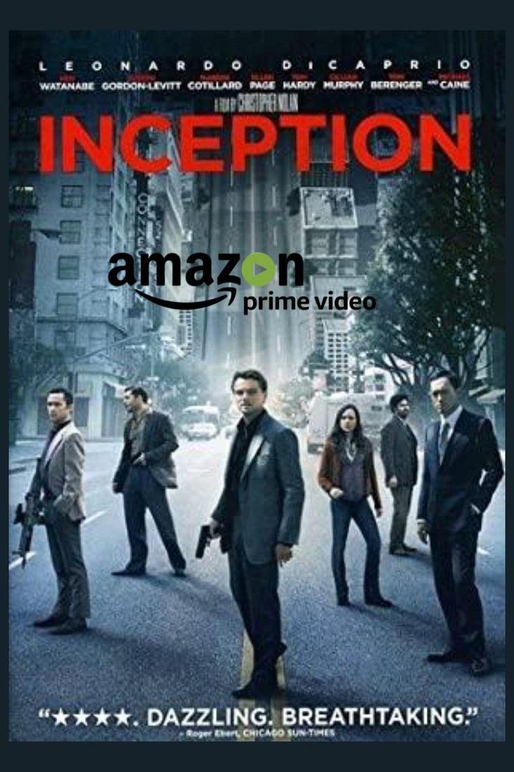 Inception Amazon Prime