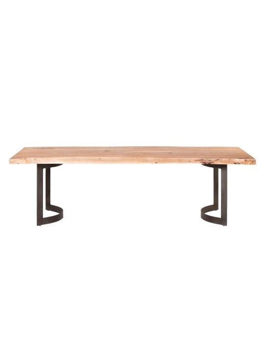 Bent Dining Table Large by Moe's Home