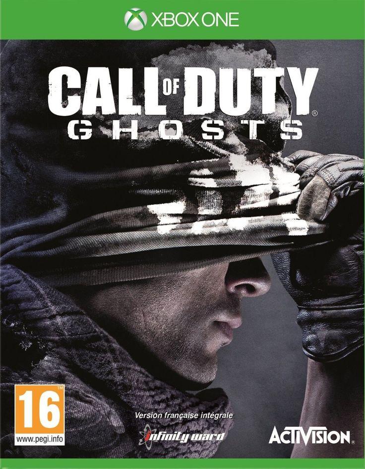 Call of Duty Ghosts - Xbox ONE [5030917126024] - 64.99€ : Jolly Roger Bay Videogames, Acquista Online Giochi nuovi e usati, Console, Accessori, Retrogame, Guide Strategiche, Gadget, Action Figures