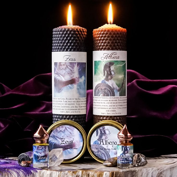 January Full Moon Kits to honor Athena and Zeus. #lunar #gemini #fullmoon #sagegoddess #ritual #magic #energy
