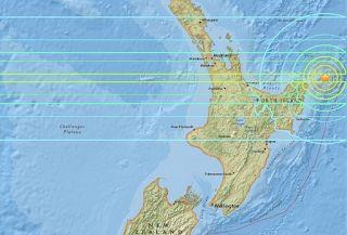 Planet Stars: Νέα Ζηλανδία: Προειδοποίηση για τσουνάμι μετά τον ...