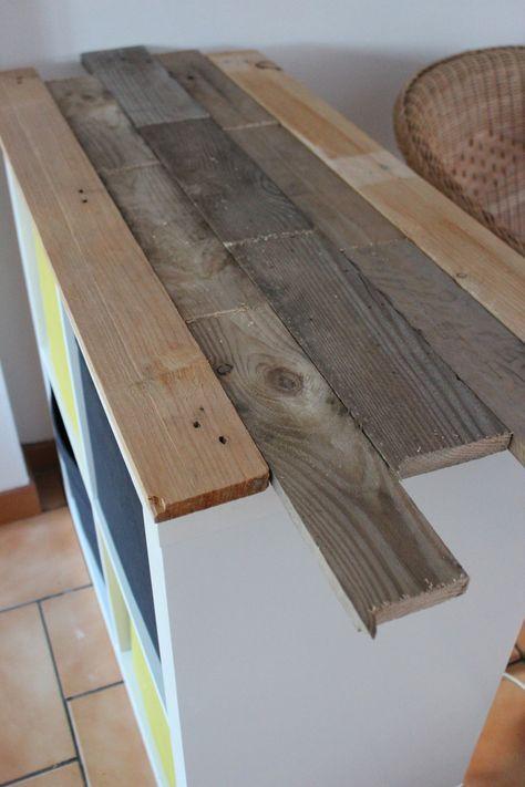 Relooking palette expedit projets essayer personnaliser meuble ikea relooking ikea et - Personnaliser meuble ikea ...