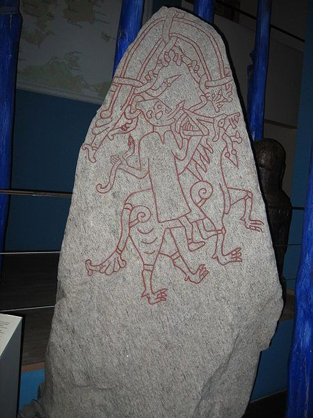 File:Rune stone dr 284 of the hunnestad monument in lund sweden 2008.JPG