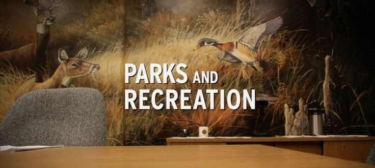 Parks and Recreation NBC Logo
