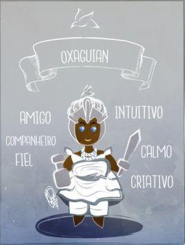 Oxaguian by Oradine