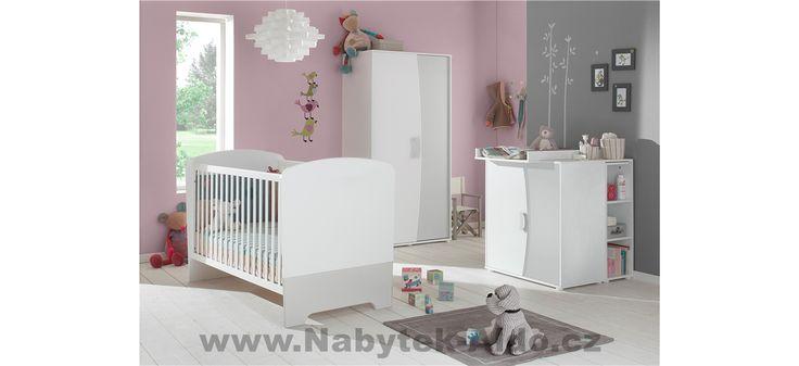 Dětský pokoj pro miminko až do předškolního věku Bello