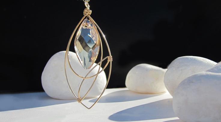 Desideri design Nouveau necklace: Nouveau Necklaces