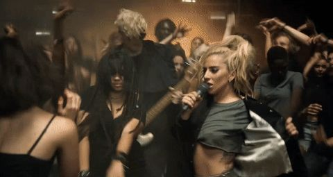 New trendy GIF/ Giphy. lady gaga perfect illusion. Let like/ repin/ follow @cutephonecases
