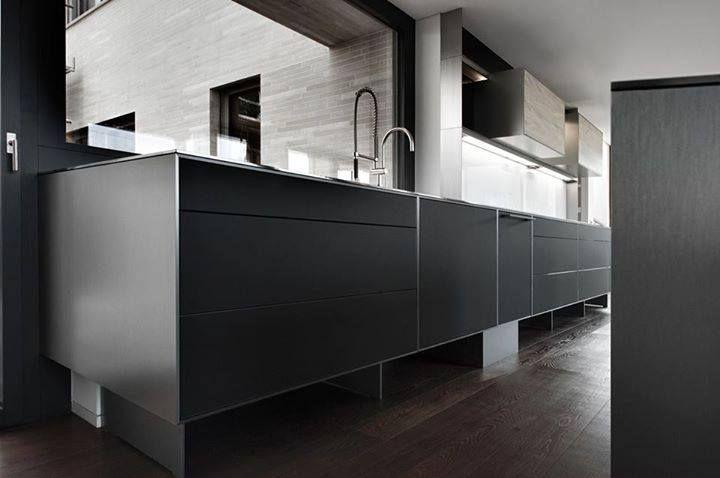 Poggenpohl Porsche Design kitchen