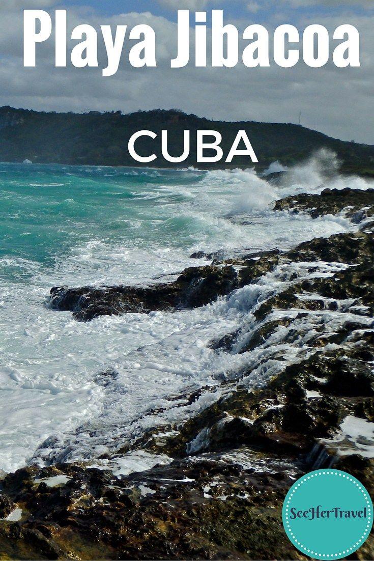 Playa Jibacoa in Cuba is an amazing break from the beaten path, a beautiful beach community on Cuba's Northern coast, so close but so totally far from Varadero