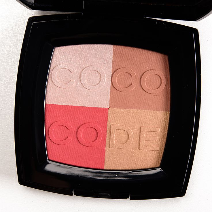 Chanel Coco Code Harmonie de Blush Review, Photos, Swatches