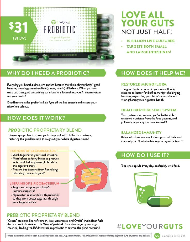 It Works loves  your guts‼️ http://www.betterhealthbeginsnow.com/blog/do-you-need-probiotics