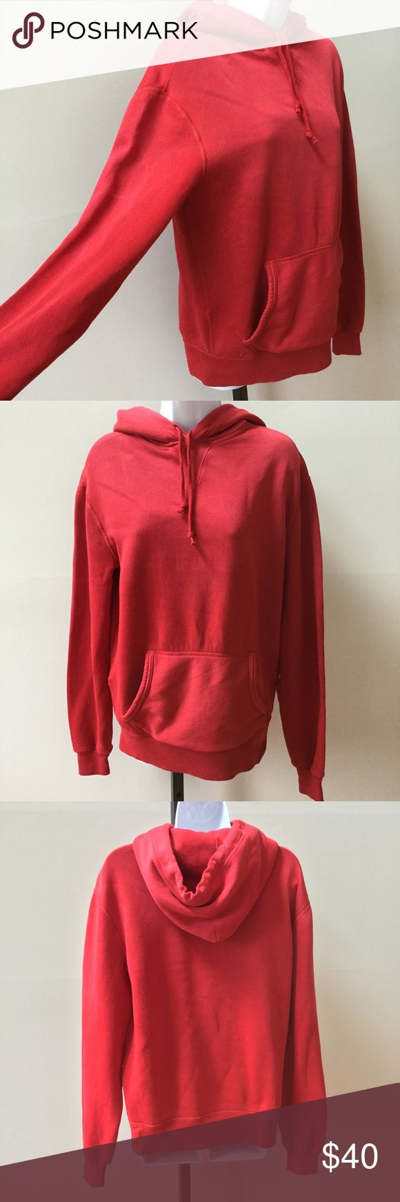 NWOT❤️Red Ralph Lauren Polo Hoodie❤️ NWOT❤️Red Ralph Lauren Polo Hoodie❤️ Men's S/P- will fit women XL Polo by Ralph Lauren Shirts Sweatshirts & Hoodies