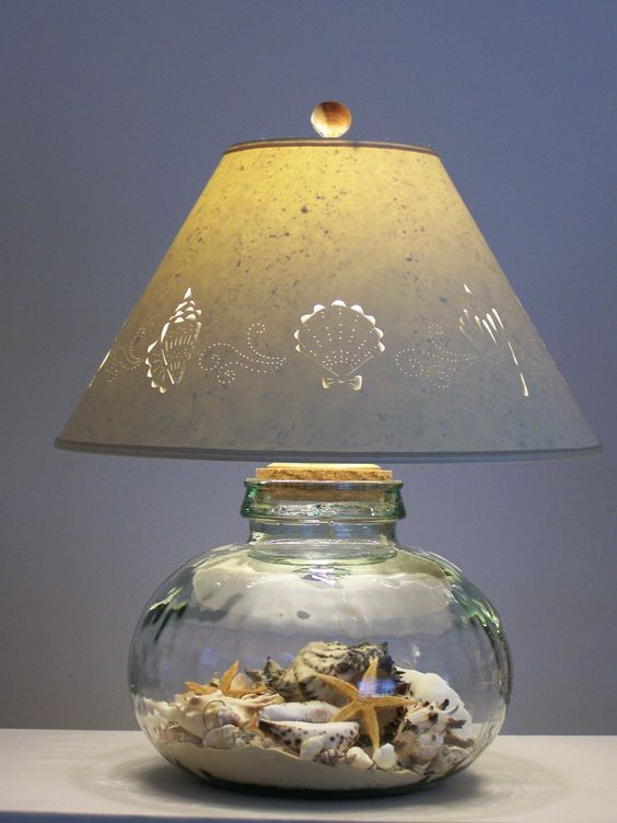 Easy DIY Sea Shell Projects - Crazy DIY Projects