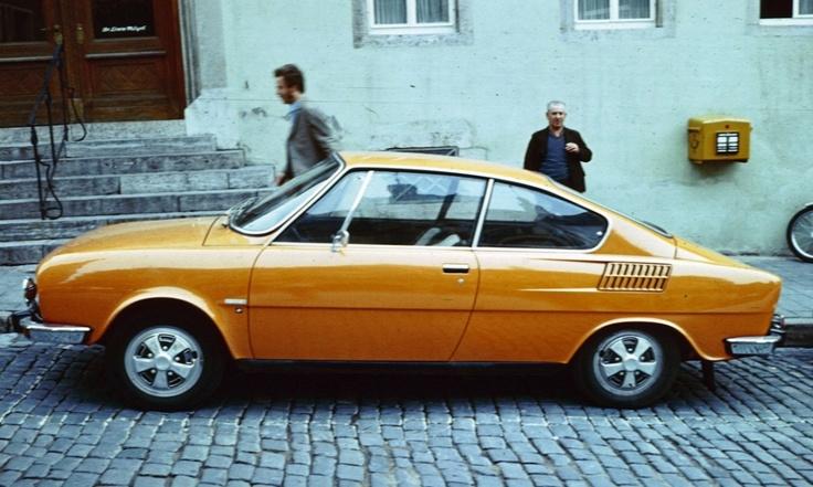 '70s era Skoda 110 R.