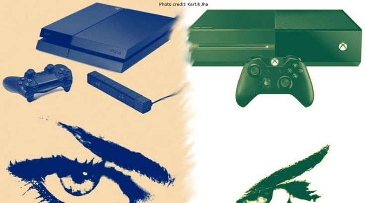 Comparison between Xbox One and PlayStation 4