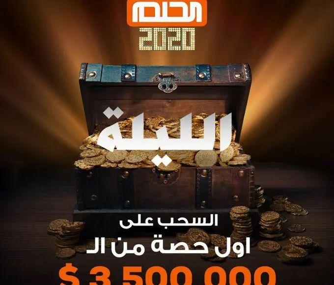 رقم الحلم 2020 لجميع الدول العربية وطريقة الاشتراك في المسابقة والإطلاع على أسماء الرابحين Wifi Gadgets