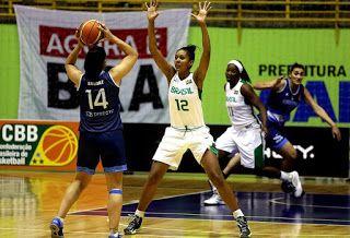 Blog Esportivo do Suíço:  Com fratura por estresse, Damiris é cortada da seleção para evento-teste