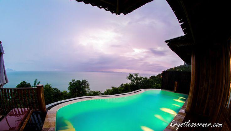 Pool Villa at Santhiya Blog — Krystle's Corner
