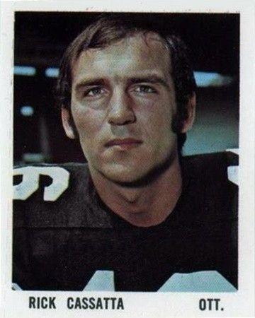 Rick Cassata 1971 Ottawa