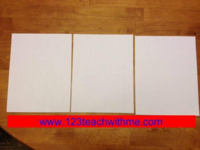 how to make an easy flip book