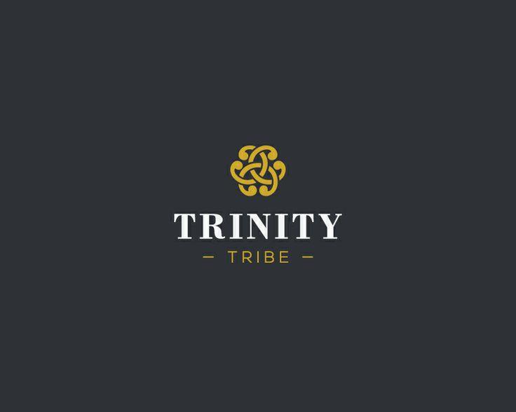 Elegant logo design proposal for Trinity.