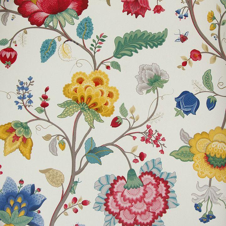 Pip Studio Floral Fantasy Wallpaper