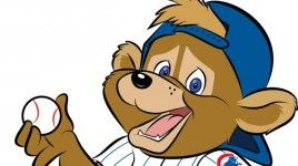 Chicago Cubs introduce team mascot 'Clark the Cub' - Cubbies Crib - A Chicago Cubs Fan Site - News, Blogs, Opinion and More