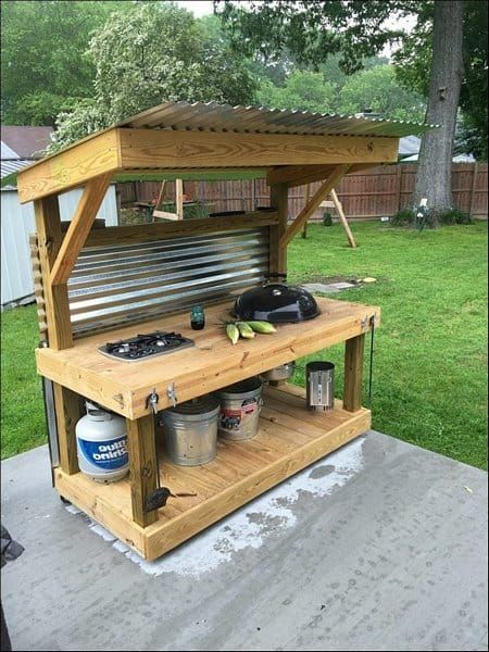 20 Outdoor-Grill-Designs und worauf Sie beim Kauf achten sollten – Modern Home