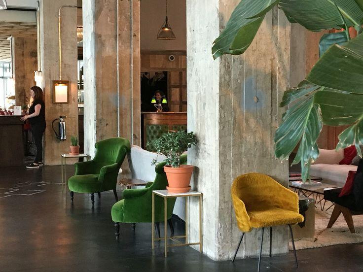 Interior Design Soho House Berlin