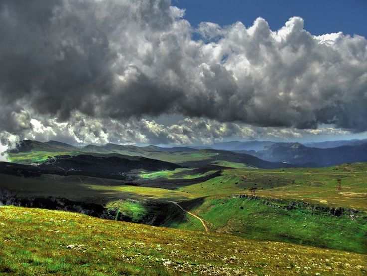 The most wonderful landscapes from Romania