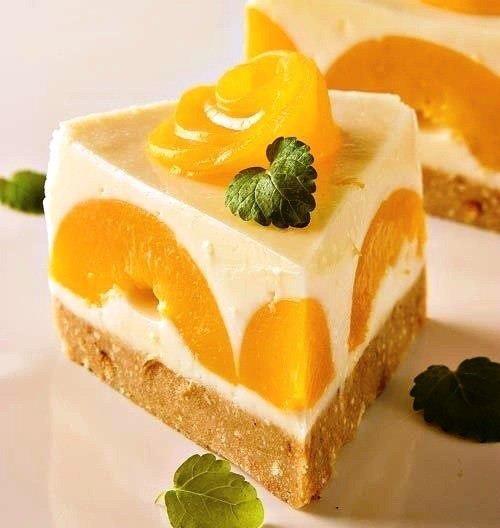 Jogurtová torta bez pečenia