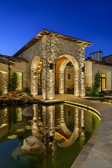 Nicholas home featuring auroralights lighthaus lwl5 lighting desgn and photo by ron neal encinitas