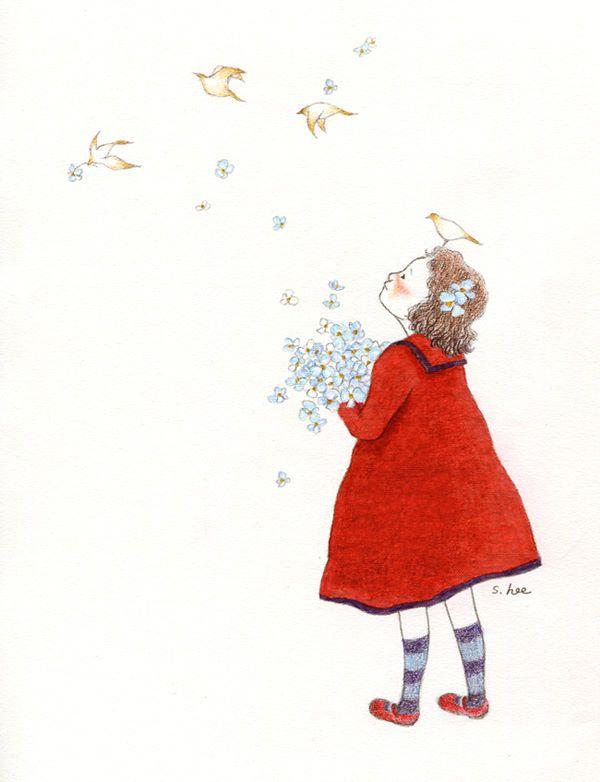 Dear my Friend..... 그대에게 난 너무나 어리죠. 기다려주세요, 내가... 당신의 말, 당신의 웃음, 당신의 눈물...당신의 사랑.... 모두 이해하고 함께 할 수 있는 그날까지.... 지금처럼 변함없는 그 모습으로.... 기다려주세요....