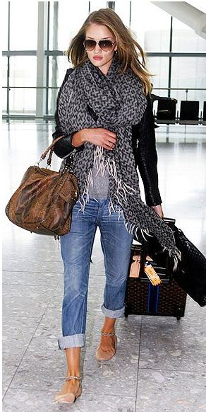 Gypsy Travel Pack Your Bags| Serafini Amelia| The Look 4 Less: Celebrity Look 4 Less: Rosie Huntington-Whiteley