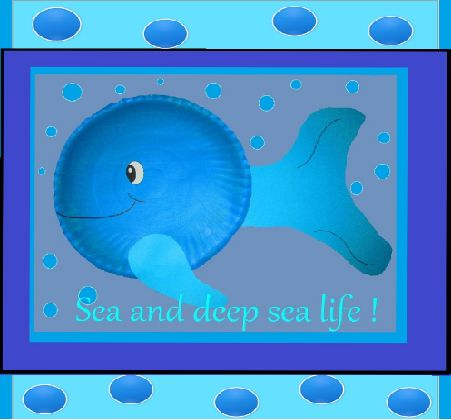 Sea and deep sea life -- We all have a big fascination for water, underwater bubbles, and beautiful tropical fish. In fact this is one of the animals our small children love to focus on. In this theme I have focus on the beautiful deep blue waters of the sea and fish, big and small, harmless and dangerous, pretty and ...well not so pretty fish that life inside it. Even the beautiful coral reefs and their magical colours. The theme consists out of 47 bubbly page fun.