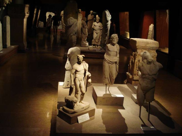 Archaeological museum-Istanbul