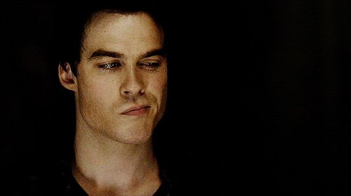Tumblr (gif,animated gif,winking,wink,comment response,celebrity,vampire diaries)