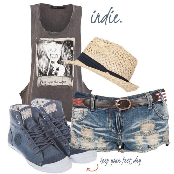 summer festival clothing