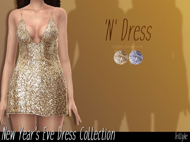 Lana CC Finds - trillyke: New Year's Eve Dress Collection ...