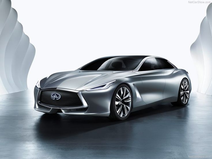 Infiniti Q80 Concept of Speed and Elegance