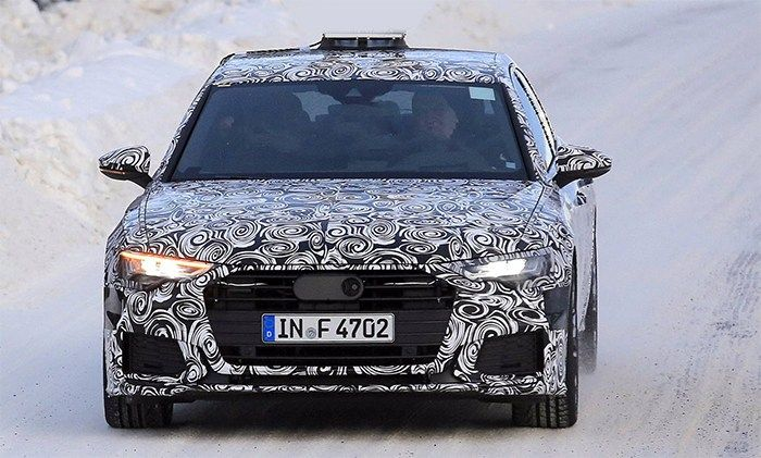 2019 Audi A6 Avant Spy Shots, Release Date | Car New Trend