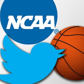 Nearly one in four online American adults (23%) use some form of social media to follow this year's men's NCAA Tournament.