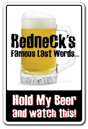 redneckParties Gift, Groomsmen Gift, Grooms Gift, Redneck Famous, Redneck Country, Engraving Beer, Bridal Parties, Red Neck, Redneck Humor