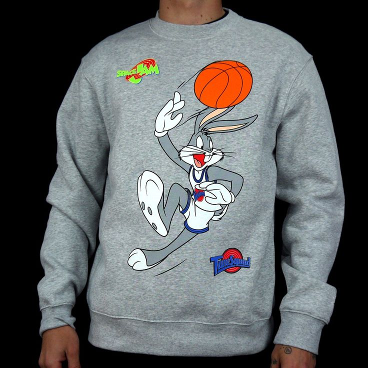 STARTER x SPACE JAM DUNK BUGGS CREWNECK | Ministry Of Concrete