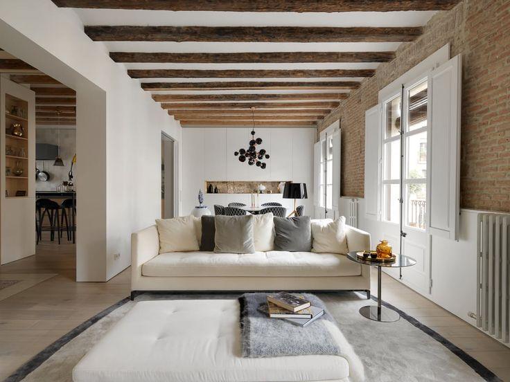 The Bold Barcelona Home of Minotti London's Creative Director