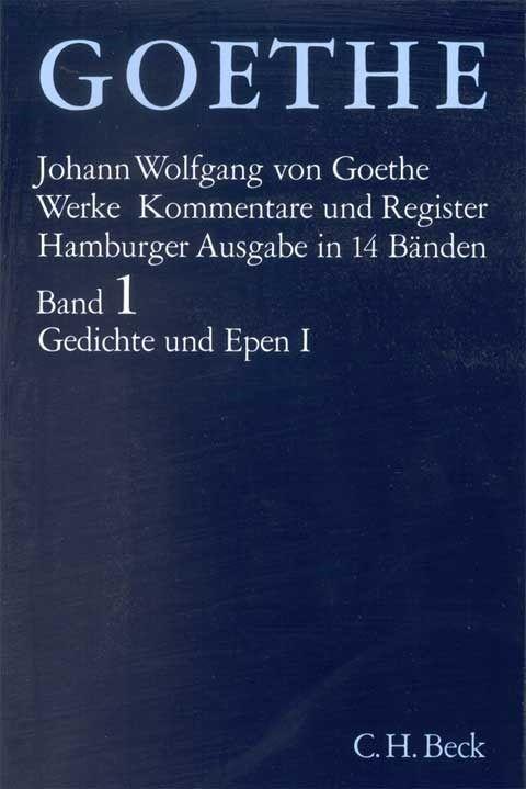 Goethe Gesamtausgabe