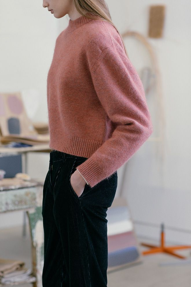 Raspberry Jumper, Norse Projects Introduces Womenswear for Autumn/Winter 2015 | HUH.