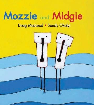 When Mozzie and Midgie meet a colourful parrot who boasts of being the most beautiful bird on the island, the two young spoonbills set off to find out what could make them beautiful and special.